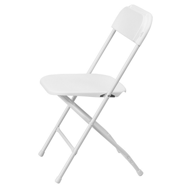 Where to find CHAIR FOLDING WHITE in Miami