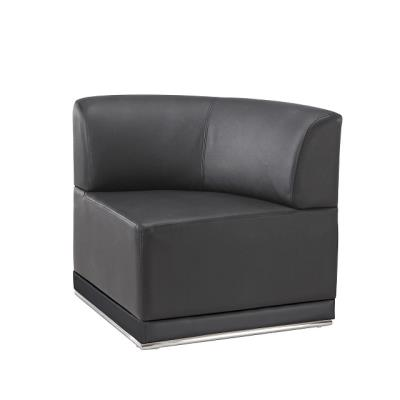 Rental store for COCO-BLACK-CORNER CHAIR in Miami FL