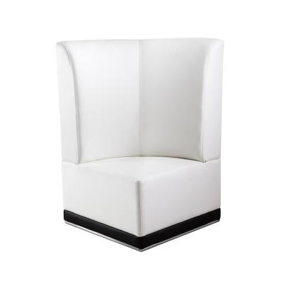 Rental store for LUNA-WHITE-CORNER CHAIR in Miami FL