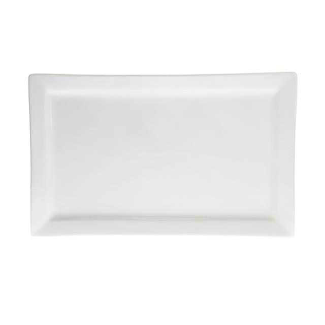 Where to find RECTANGULAR PLATTER 17X11  WHITE in Miami