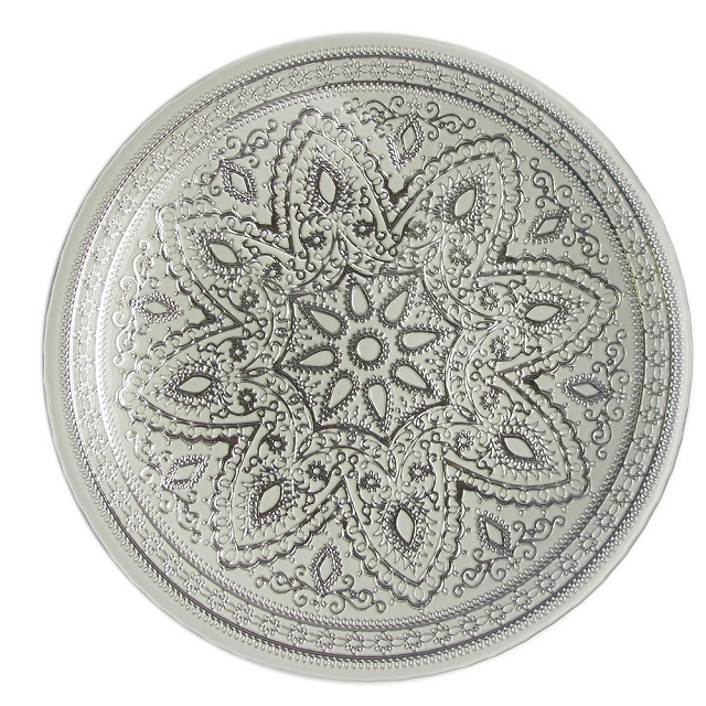 Where to find DIVINE CHARGER PLATE SILVER 13 in Miami