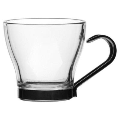 Rental store for ESPRESSO GLASS CUP-S S HANDLE  16 in Miami FL