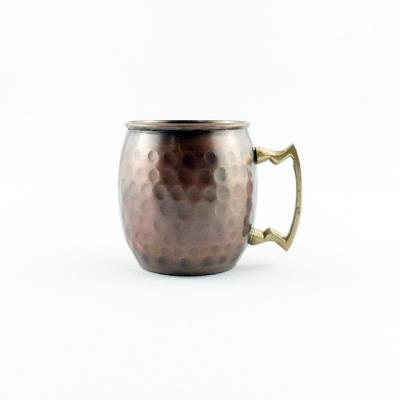 Rental store for HAMMERED COPPER MINI MUG, 2 OZ in Miami FL