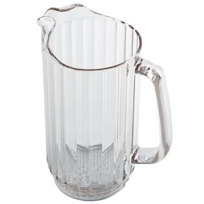 Rental store for RIBBED WATER PITCHER 64 OZ in Miami FL
