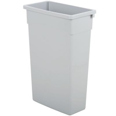 Rental store for TRASH CAN-RECT. 23 GAL GREY in Miami FL