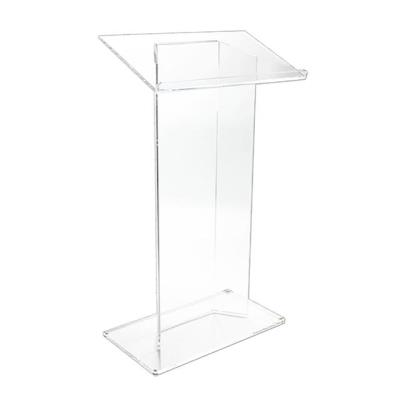 Rental store for LECTERN CLEAR ACRYLIC in Miami FL