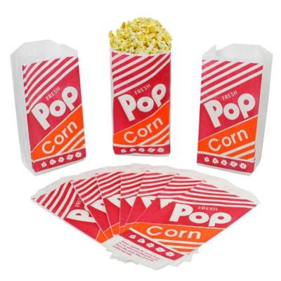 Rental store for POPCORN BAGS  PKG 25  8 OZ in Miami FL