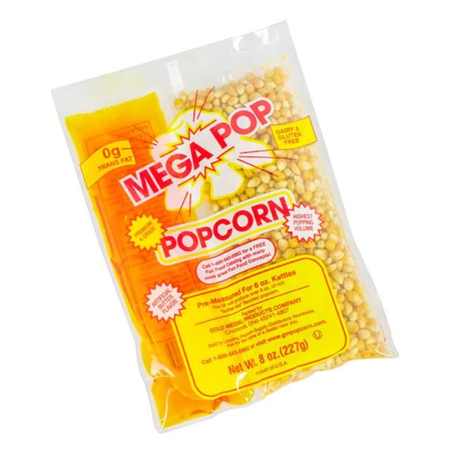 Where to find POPCORN ALL IN ONE 8 OZ PK in Miami