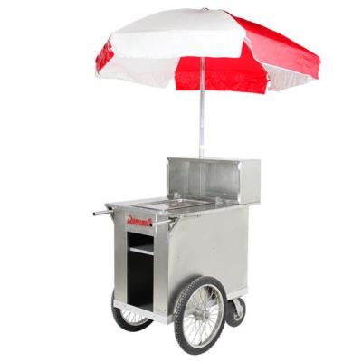 Rental store for HOT DOG PUSH CART W  UMBRELLA in Miami FL