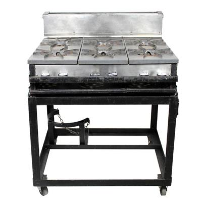 Rental store for ROLLING 6-BURNER HOT PLATE in Miami FL