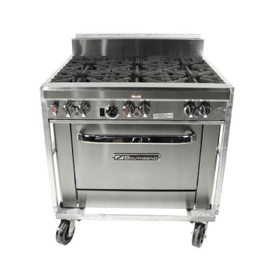 Rental store for OVEN W 6 BURNER RANGE in Miami FL