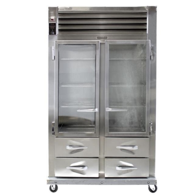 Rental store for FRIDGE-2 GLASS DOORS, 4 DRAWERS in Miami FL