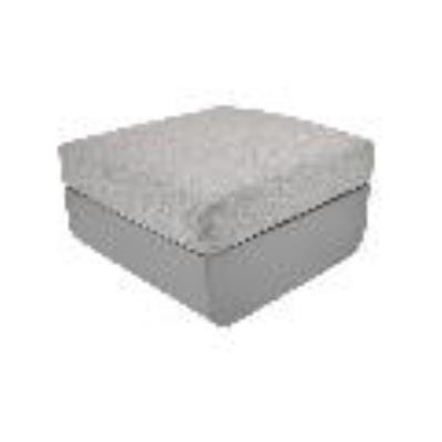 Rental store for ULM OTTOMAN-TAUPE W TAUPE CUSHION in Miami FL