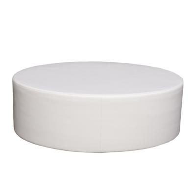 Rental store for NOTE Oval Ottoman WHITE in Miami FL