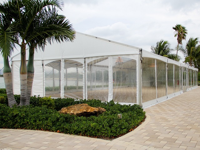 Where to find CLEARSPAN 30  WIDE TENTS in Miami