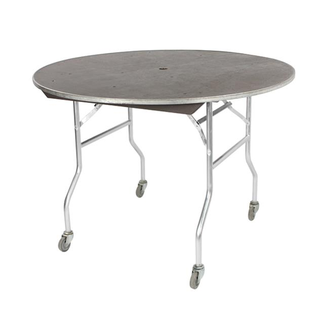 Where to find CAKE TABLE-ROUND W  WHEELS in Miami