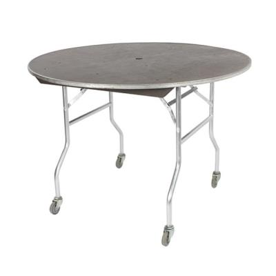 Rental store for CAKE TABLE-ROUND W  WHEELS in Miami FL
