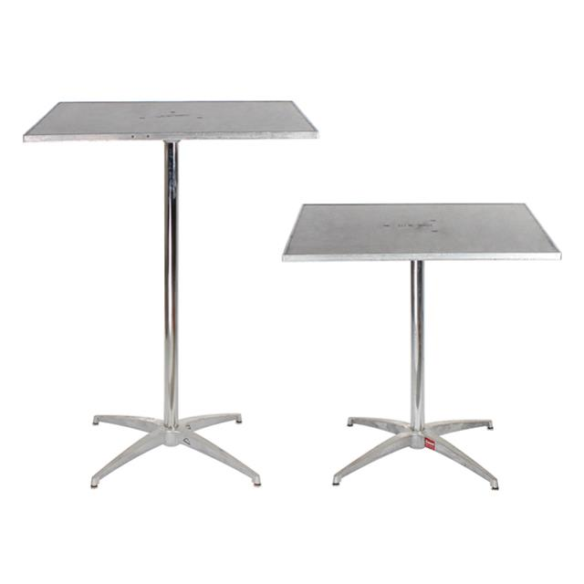 Where to find SQUARE PLYWOOD PEDESTAL TABLE in Miami