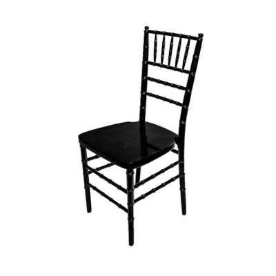 Rental store for CHIAVARI CHAIR-BLACK in Miami FL