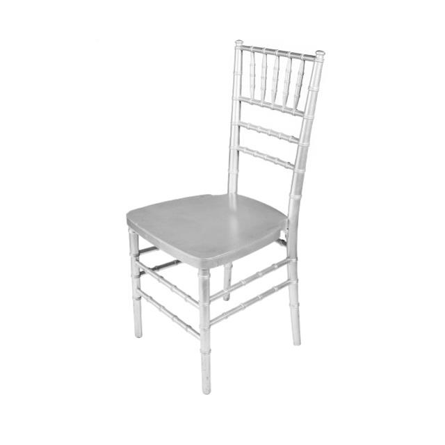 Where to find CHIAVARI CHAIR-SILVER in Miami
