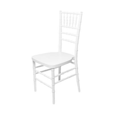 Rental store for CHIAVARI CHAIR-WHITE in Miami FL