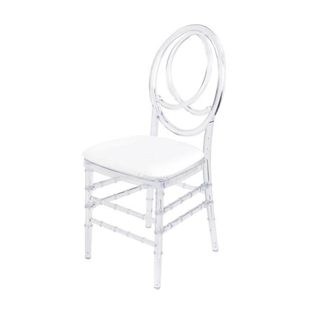 Where to find CHAIR INFINITY CLEAR in Miami