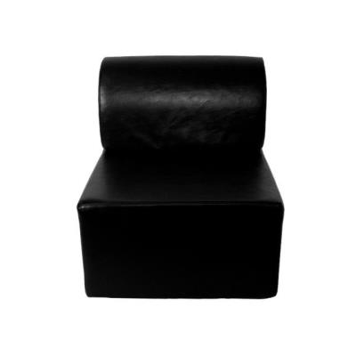 Rental store for MIAMI ARMLESS LOUNGE CHAIR BLACK in Miami FL
