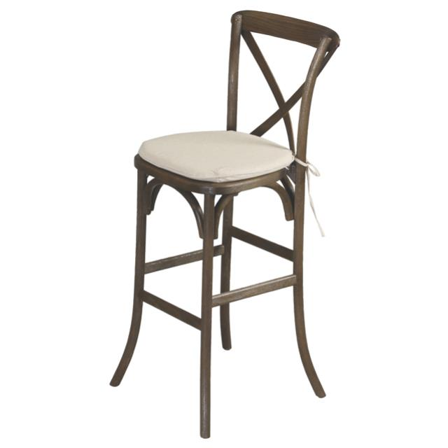 Where to find BARSTOOL X-BACK ANTIQUE in Miami