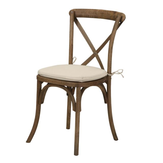 Rental store for X-BACK ANTIQUE CHAIR in Miami FL