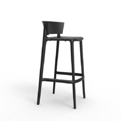 Rental store for AFRICA BAR STOOL-BLACK in Miami FL