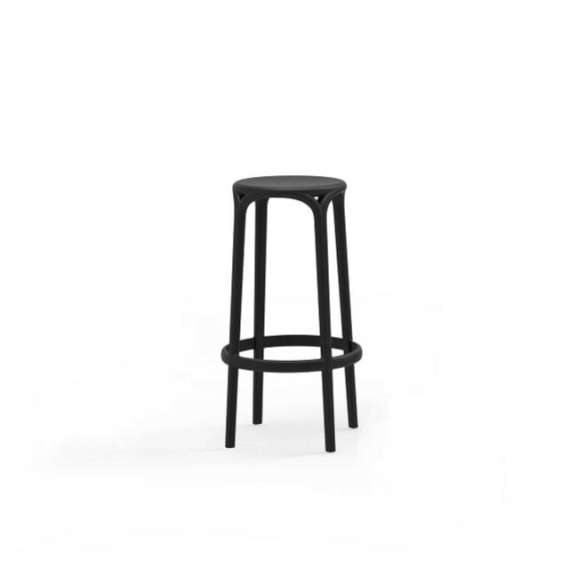 Where to find BROOKLYN BAR STOOL-BLACK in Miami