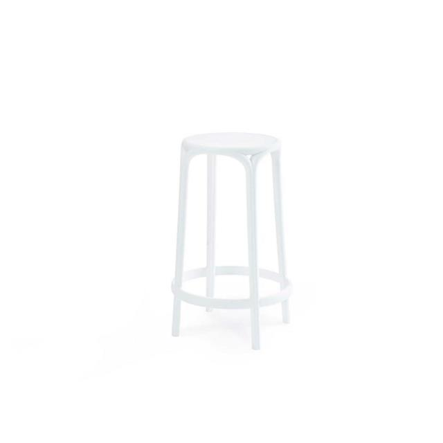 Where to find BROOKLYN BAR STOOL-WHITE in Miami