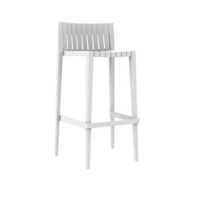 Rental store for SPRITZ BAR STOOL-WHITE in Miami FL