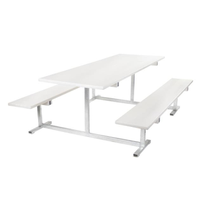 Rental store for KIT-PICNIC BENCH 7  - WHITEWASH in Miami FL