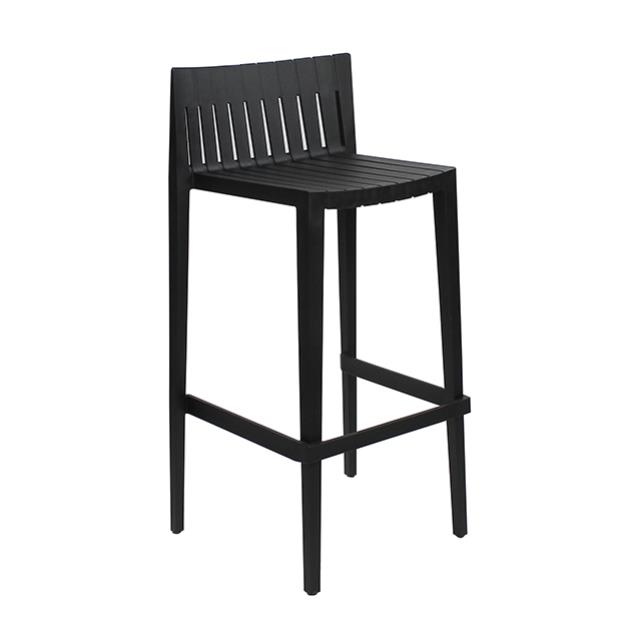 Where to find SPRITZ BAR STOOL-BLACK in Miami