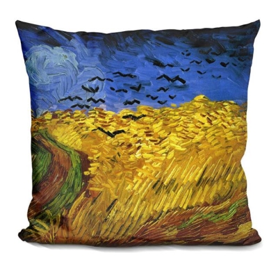Rental store for PILLOW-VAN GOGH-WHEATFIELD W CROWS in Miami FL