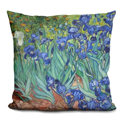 Rental store for PILLOW-VAN GOGH-IRISES in Miami FL