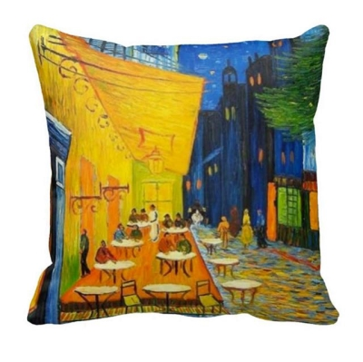 Rental store for PILLOW-VAN GOGH-THE CAFE TERRACE in Miami FL
