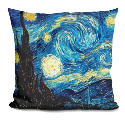 Rental store for PILLOW-VAN GOGH-THE STARRY NIGHT in Miami FL