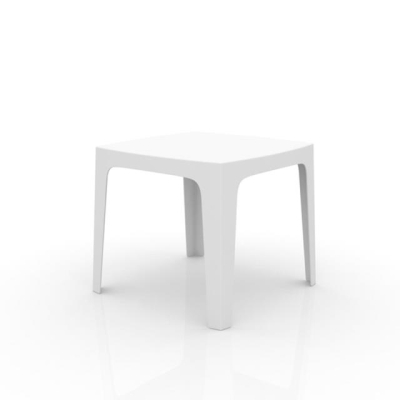 Rental store for SOLID WHITE 34 x 34 SQ DINING TABLE in Miami FL
