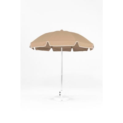 Rental store for BEIGE PATIO UMBRELLA 7.5  RD-LINEN in Miami FL