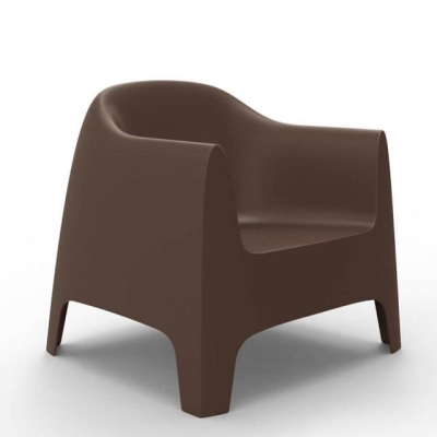 Rental store for SOLID LOUNGE CHAIR-BRONZE in Miami FL