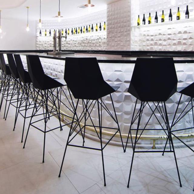 FAZ BARSTOOL BLACK Rentals Miami FL, Where To Rent FAZ