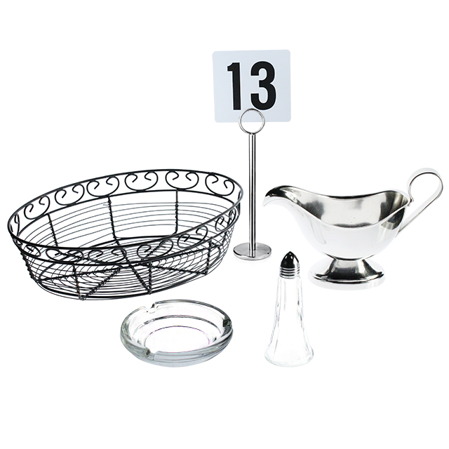 Rent Tabletop & Other Serveware